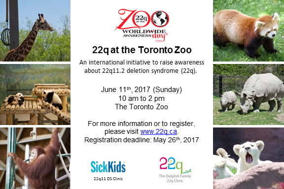 Zoo Day 2017 Poster